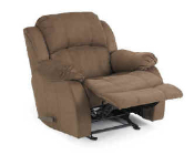 Cafe Microfiber Motion Recliner