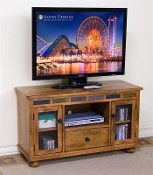 Sedona TV Console w/ Game Drawer