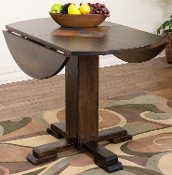Cappuccino Drop Leaf Table