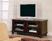 TV Stand in Cappuccino Finish