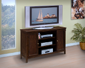 Timber City Media Console