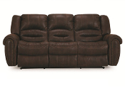 Nail Head Motion Sofa