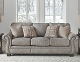 Olsberg Steel Queen Sofa Sleeper 4870139