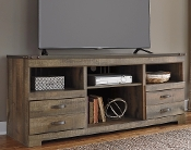 "Trinell Brown 63"" TV Stand W446-68"