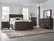 Farmhouse King Solid Wood 4 Piece Set