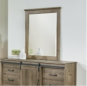 MIRROR Weathered Gray Ash 60020