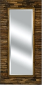 Dawson Wood Mirror (CLOSEOUT)