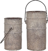 Water Pails Set Of 2 Accessory CVDEP958