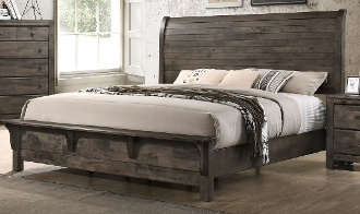 Deschutes King Bed