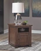 Budmore Rectangle End Table T372-3