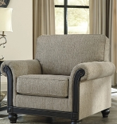 Blackwood Taupe Chair 3350320