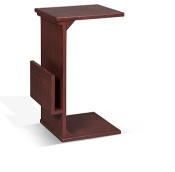 Magazine Sofa Mate Table Rooster Red
