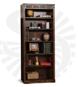 "Santa Fe 72""H Bookcase 2952DC2-72(WHILE THEY LAST!)"