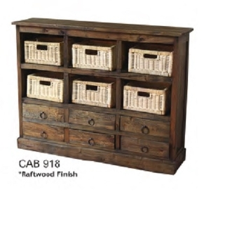 STORAGE CABINET RAFTWOOD BX-CAB 918S