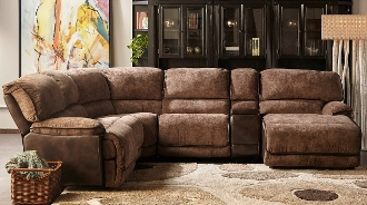 CHEERS X8706M POWER RECLINING SECTIONAL WITH CONSOLE
