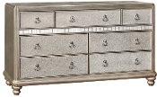 Bling Game Dresser with 7 Drawers (LAST ONE-DEMO)