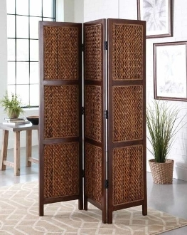 3 panel shoji screen room divider (LAST ONE)