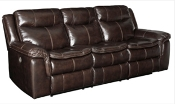 Ashley Lockesburg Canyon Reclining Power Sofa (LAST ONE!)