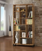 Avery Rustic Bookcase