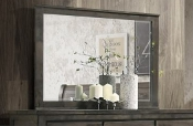 Blue Ridge Mirror Rustic Gray