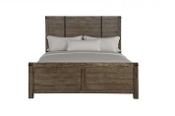Galleon  Weathered Walnut E.King Bed