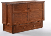 Clover Queen Murphy Cabinet Bed