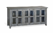 CABINET Rustic Blue Grey