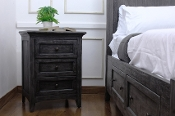 New Traditions Night Stand GREY
