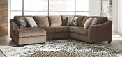 Graftin Teak 3 Pc Sectional (Hot Buy!)
