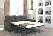 Zeb Charcoal Queen Sofa Sleeper