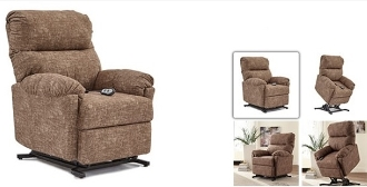 BALMORE POWER LIFT RECLINER