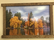 Mirror Pond Bend Oregon Picture/ Local Photos & Artisan!